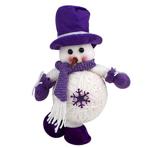 Schneemann Christbaumschmuck Weihnachtsbaumschmuck Spielzeug Puppe Geschenk
