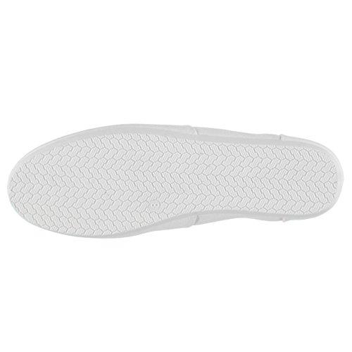 tela in Sneakers bianca Hombre Sams Giorgio x8PqwIAP