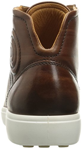 Whisky 7 Boot Soft Fashion Sneaker Leather ECCO Premium Mens qnxvY1tw