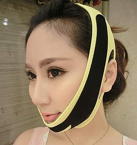 Huihuger Beauty V Face Chin Cheek Lift Up Slimming Slim Mask Belt Strap Band Facial Slim Up Belt Reduce Double Chin Bandage