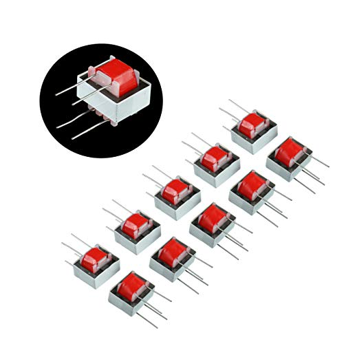 - BOJACK EI-14 High Efficiency Audio Isolation Transformers 1:1 600:600 Ohm(Pack of 10 Pieces)