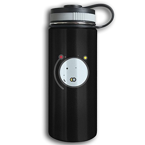 Planet Space Pluto Printing High-grade Gym Thermos Mug Car Bottle