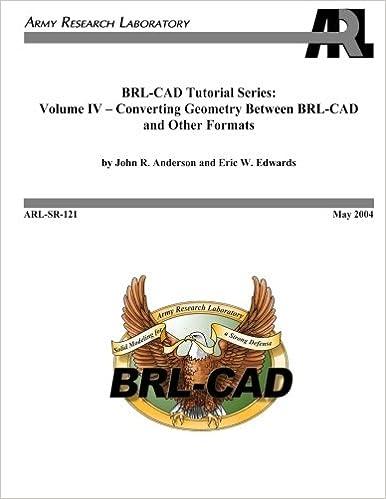 BRL-CAD Tutorial Series: Volume IV - Converting Geometry