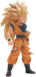Three Super Saiyan 3 Super Saiyan 3 Goku Dragon Ball SCultures modeling Tenkaichi Budokai (japan import)