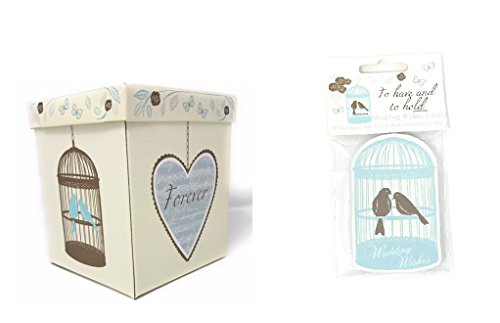 Neviti To Have and To Hold Wedding Wishes Postbox and Cards by Neviti