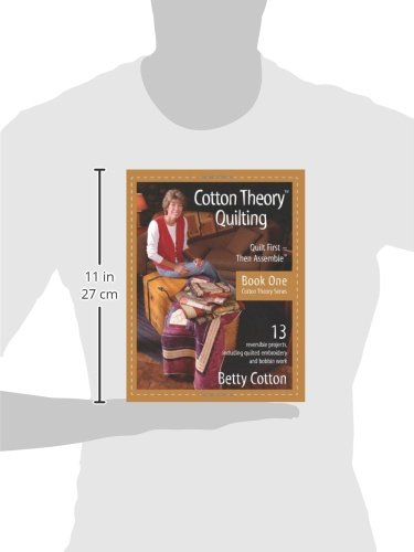 Cotton Theory Quilting: Quilt First-Then Assemble (Cotton Theory ... : cotton theory quilting video - Adamdwight.com