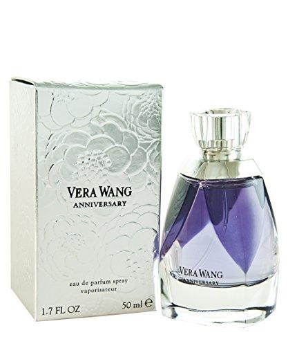 Vera Wang Moisturizing Moisturizer - Vera Wang Anniversary Eau De Parfum Spray, 1.7 Ounce