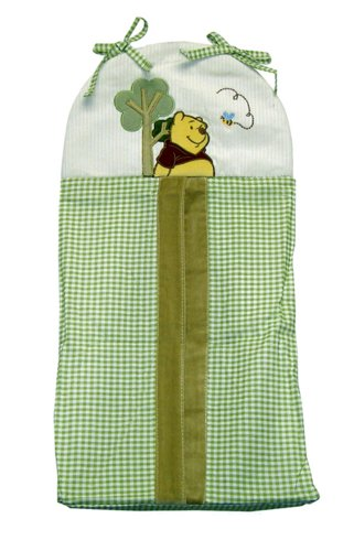 Crown Crafts Sweet Moments Diaper Stacker