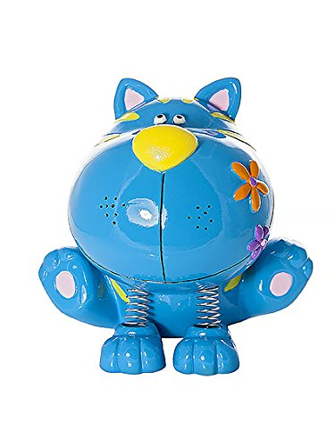 - Mousehouse Gifts Blue Cat Money Box Toy Coin Savings Piggy Bank for Kids Adults Children Present Gift for Girls Boys