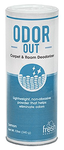 Odor Out Carpet and Room Deodorizer, Bouquet 12oz can, Box of 2