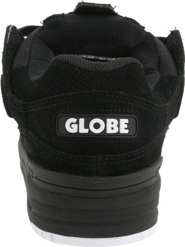 Men's Black Shoe Skate Suede Fusion Globe zw0gdIqz
