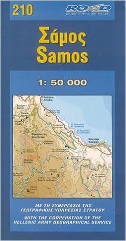 Samos Road Editions Amazoncouk 9789608481039 Books