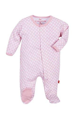 Magnificent Baby Baby-Girls Footie,Pink Diamonds,0-3 Months (Superman Footie Pajamas For Women)