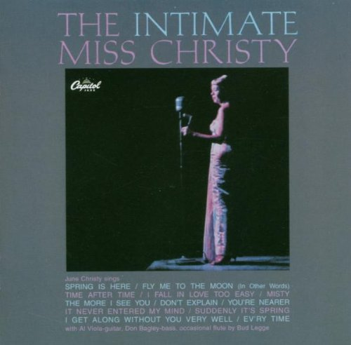 The Intimate Miss Christy by Capitol / EMI