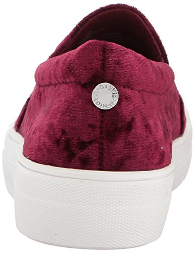 Steve Madden Women's Gema Fashion Sneaker Burgundy Velvet cheap sale get authentic outlet hot sale discount buy xWN9q81oWo