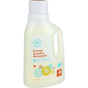The Honest Company - Effective Hypoallergenic Laundry Detergent - 70 oz