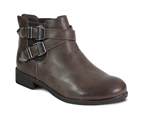 By Shoes Women's Fashion Boots Khaki cCBenR9uq