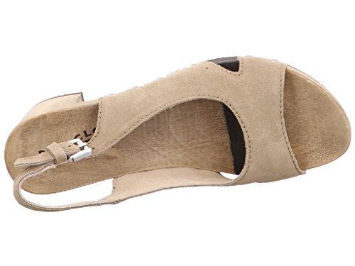Di Delle Donne S3387 Grigio I Softclox Modo Natur Sandali Grau Z5vqZpwS0x