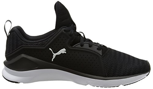 Puma Core Fierce Lace Fitness Femme white Chaussures Black de Noir ExEwrPOB