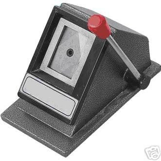 Passport Photo Cutter 2x2 for U.S. Passport - Table - Cutter Id Photo