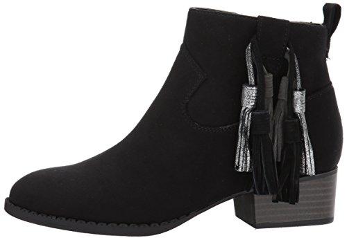 Dolce Vita Girls' Jemma Ankle Boot, Black Microsuede, 3 Medium US Little Kid by Dolce Vita (Image #5)