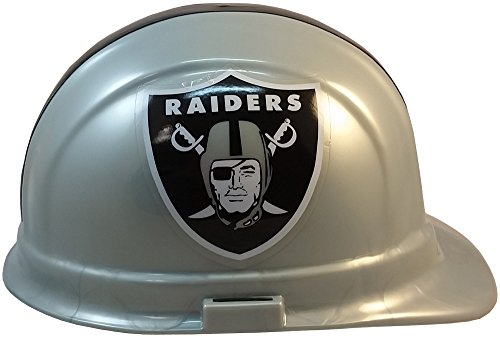 Las Vegas Raiders Hard Hats, Oakland Raiders Hard Hats, NFL Hard Hats, Custom Hard Hats