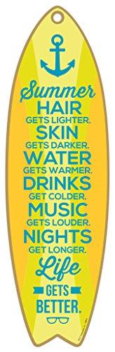 SJT ENTERPRISES, INC. Summer Hair gets Lighter. Skin gets Darker. Water gets Warmer. Drinks get Colder. Life gets Better. 5