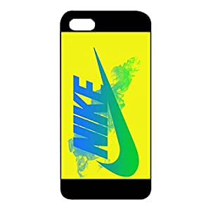 Cool Design Luxury Nike Logo Cover Case for Iphone 5/5s Luxury Sportswear Series Phone Case