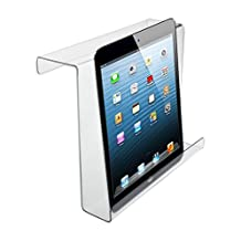 Source One LLC Compact iPad, Kindle, Nook, eReader Treadmill Book Holder Reading Rack (TBH-CI)
