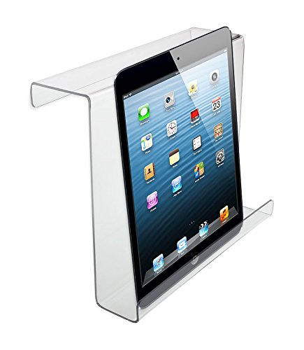 Source One LLC Compact iPad, Kindle, Nook, eReader Treadmill Book Holder Reading Rack (Accessories Rack Stand)