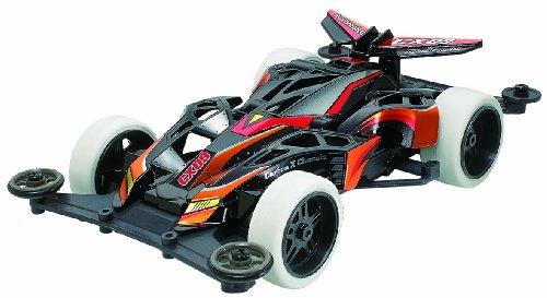 1/32 マックスブレイカーCX09 ブラックスペシャル 「エアロミニ四駆シリーズ」特別限定モデル [94689]