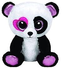 Ty Beanie Boos Mandy - Panda by Samorthatrade