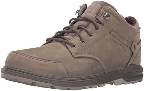 Merrell Men's Brevard M Casual Chukka Boot,Brindle,7 M US