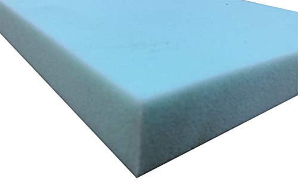 FoamTouch 5x24x24HDF Upholstery Foam Cushion High Density 5 H X 24 W X 24 L