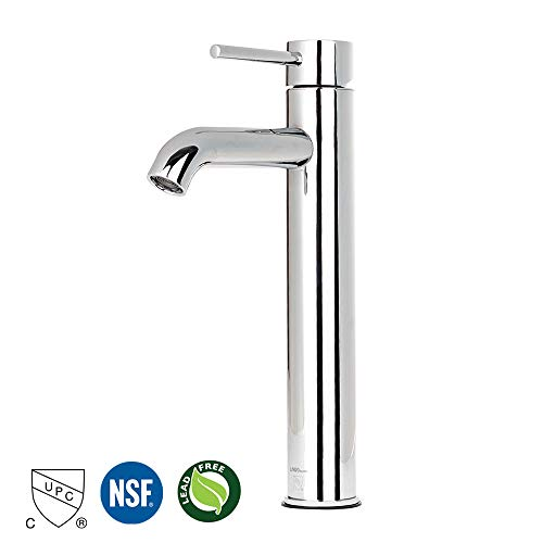 LIVINGbasics Modern Bathroom Sink Faucet Single Handle for sale  Delivered anywhere in Canada