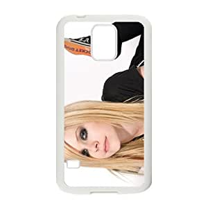 Happy Avril Ramona Lavigne Design Personalized Fashion High Quality Phone Case For Samsung Galaxy S5