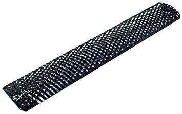 AES Industries 10-inch Surform Half Round Regular Cut Cheesegrater Blade