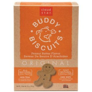 Cloud Star Buddy Biscuits Peanut Butter Madness (16oz)