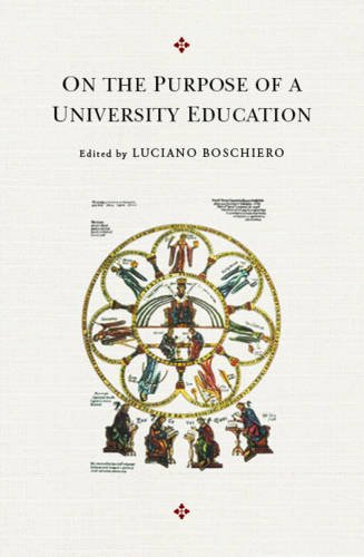 Read Online On the Purpose of a Univeristy Eductaion PDF