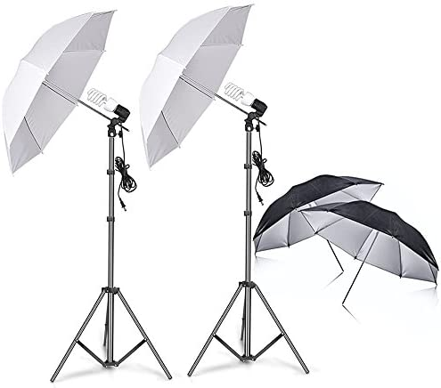 Photography Umbrella Lighting Continuous Reflector product image