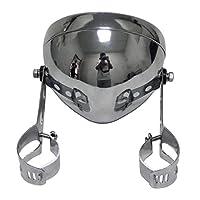 "VOSICKY 5 3/4"" 5.75 Inch headlights housing Daymaker bracket for Harley Davidson motorcycle (Chrome)"