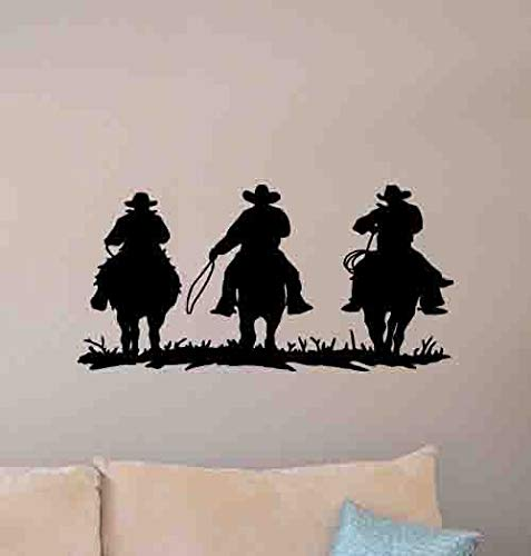 Cowboy Wall Stickers - 3