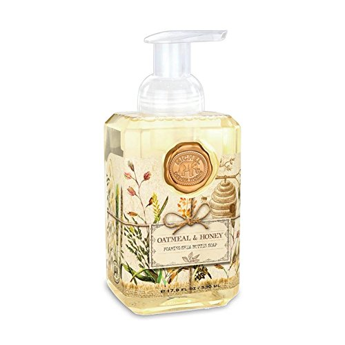 Michel Design Works Foaming Hand Soap, Oatmeal & Honey