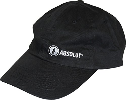 absolut-vodka-baseball-hat-cap-black-one-size