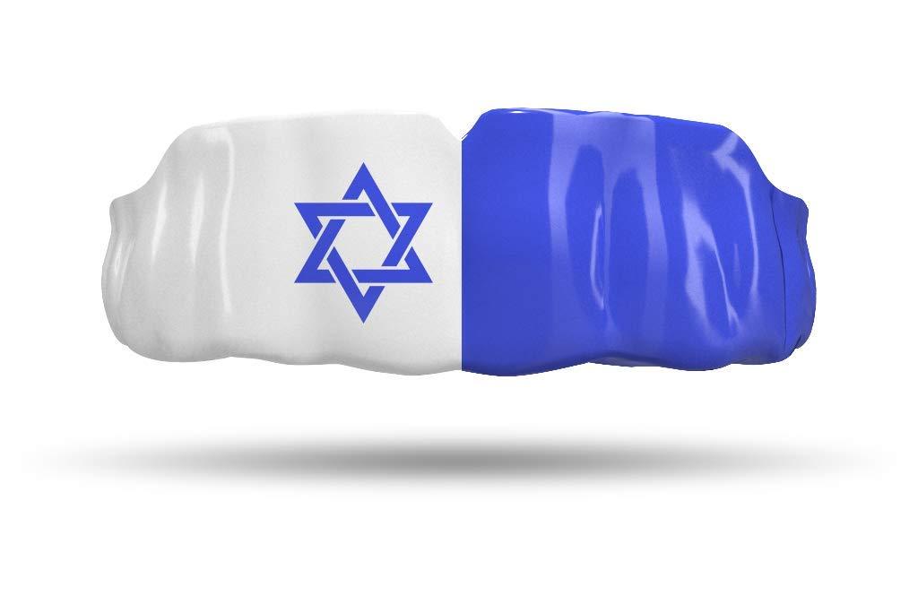 Impact Custom Professional All Sports Mouthguard Inspirational Series Jewish by Impact Custom Mouthguard