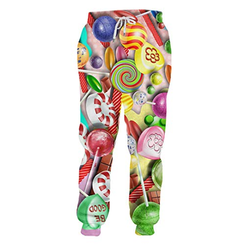 Man Casual Colorful C y Sweatpants Clothing Men