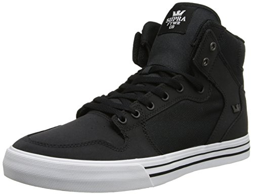 Supra Vaider Men US 11.5 Black Sneakers UK 10.5 EU 45.5