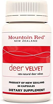 Mountain Red Deer Velvet Antler (3)