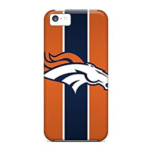 New Denver Broncos Tpu Case Cover, Anti-scratch DUw2673TauN Phone Case For Iphone 5c