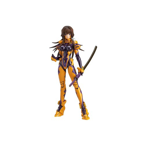 Max Factory Muv-Luv Alternative: Total Eclipse Yui Takamura Figma Action Figure